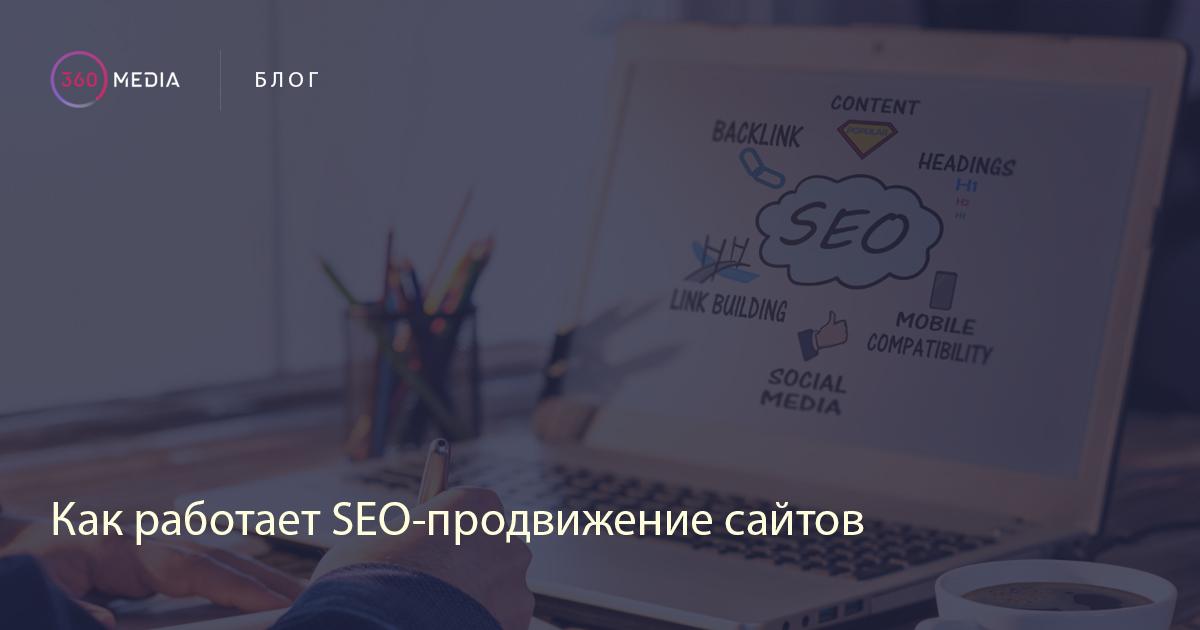 Как работает SEO-продвижение сайтов